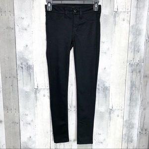 Joe's Jeans Black Dress Skinny Pants Girls Sz 12